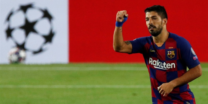 'Suárez transfervrij weg bij Barca, Atlético slaat toe'