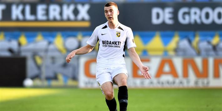 """Vitesse-speler Rasmussen: """"Natuurlijk kunnen wij beker winnen"""""""