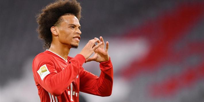 Bayern mist Sané in Supercup, Alaba is een twijfelgeval