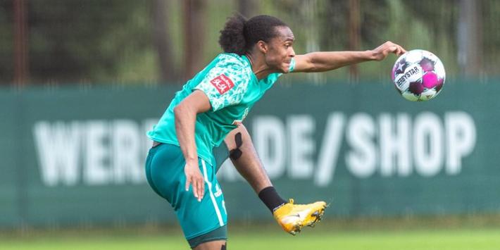 Chong mag vroegtijdig uit quarantaine en is inzetbaar bij Werder