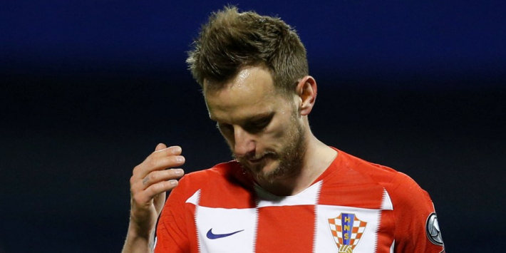 Rakitic (32) zet punt achter interlandcarrière bij Kroatië