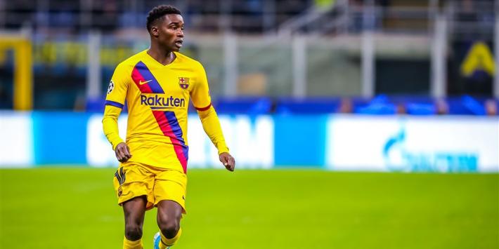 Koeman laat overbodige Wagué op huurbasis naar PAOK gaan