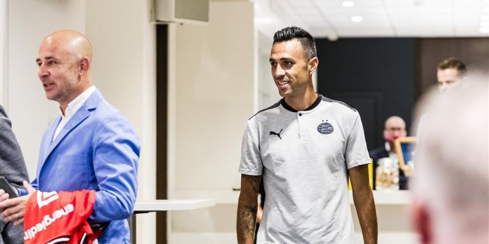 Opsteker PSV: Zahavi kan spelen tegen Rosenborg