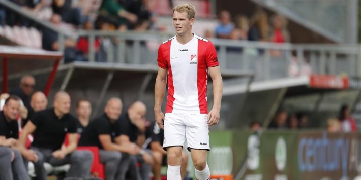 'FC Groningen verlegt interesse van te dure Harroui naar Laursen'