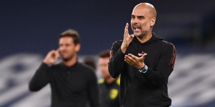 Manchester City verlengt contract Guardiola tot 2023