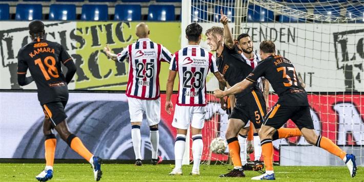 Nederland doet ondanks verlies Willem II toch nog goede zaken