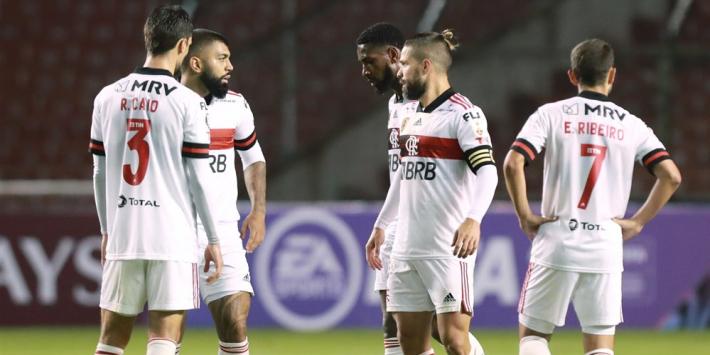 Flamengo moet spelen ondanks zestien coronabesmettingen