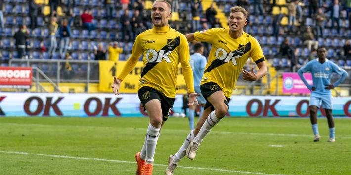 Ook vijfde wedstrijd van NAC Breda levert drie punten op