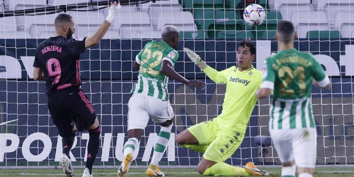 Real Madrid houdt zege over aan heet avondje in Villamarín