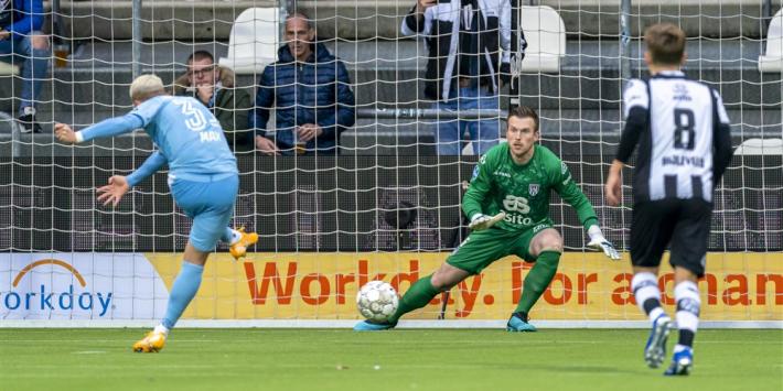 Pover PSV struikelt over fit Heracles en maakt eerste misstap