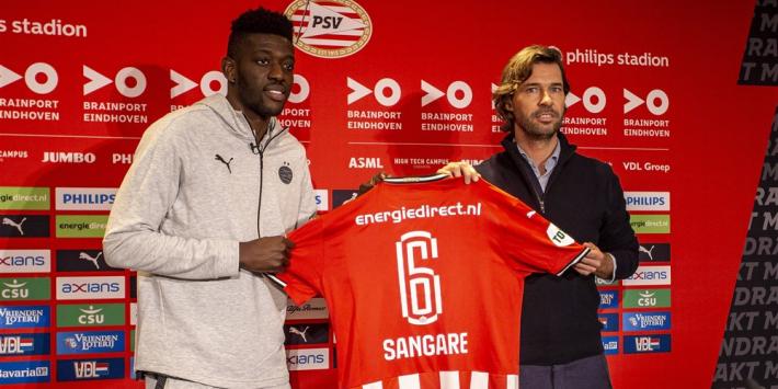 'PSV doet na komst Sangaré geen miljoenenaankoop meer'