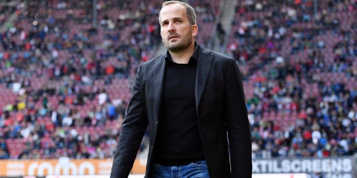 Baum troeft Van Bommel af als nieuwe coach Schalke 04