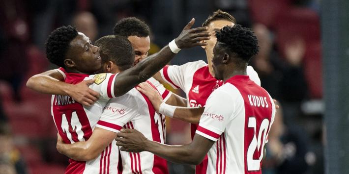 """""""Ajax heeft kans, mits ze niet bang zijn en zich aanpassen"""""""