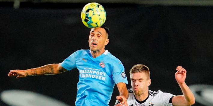 PSV mist Zahavi en Teze door corona tegen PEC Zwolle