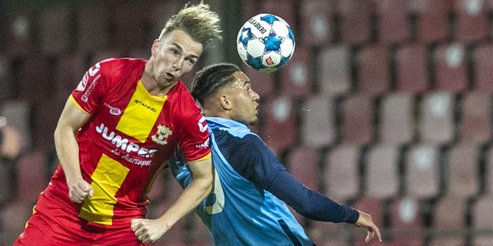 Comeback GAE niets waard, Jong PSV verpest avond Kopershoek