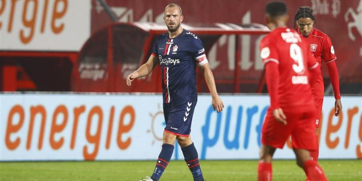 """Jansen wil niet 'knokken': """"We spelen voetbal, geen karate"""""""