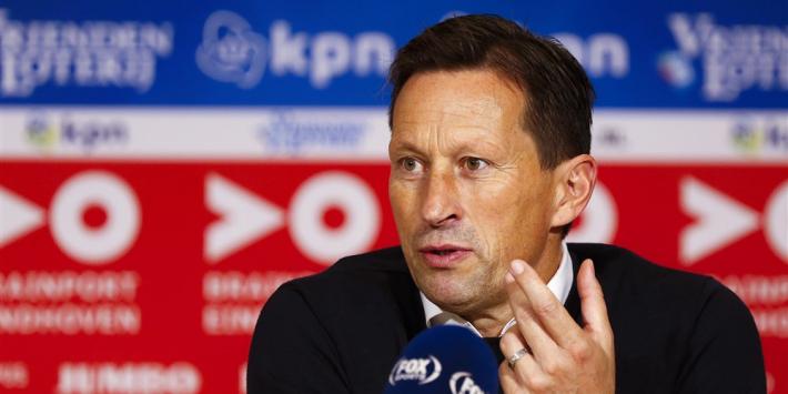 PSV aan kop op Duitse tour: 'Terug waar het wil zijn'