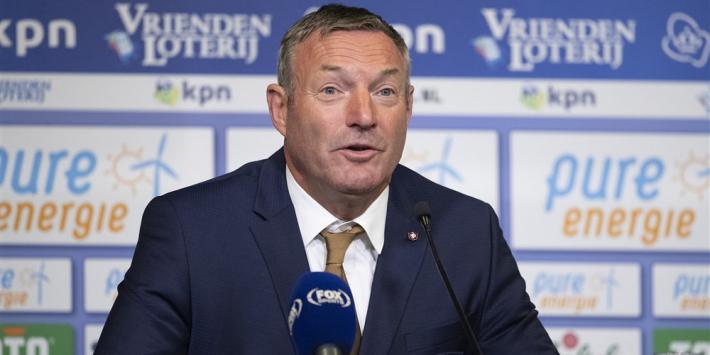Jans kijkt ook met huurlingen al naar lange termijn van FC Twente