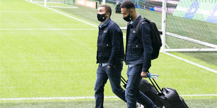 Ajax laat viertal wegens code oranje niet afreizen voor interlands