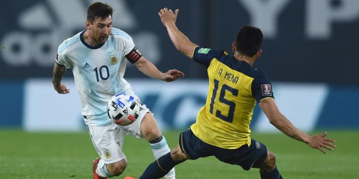 Messi en Suárez laten zich zien tijdens de interlandperiode