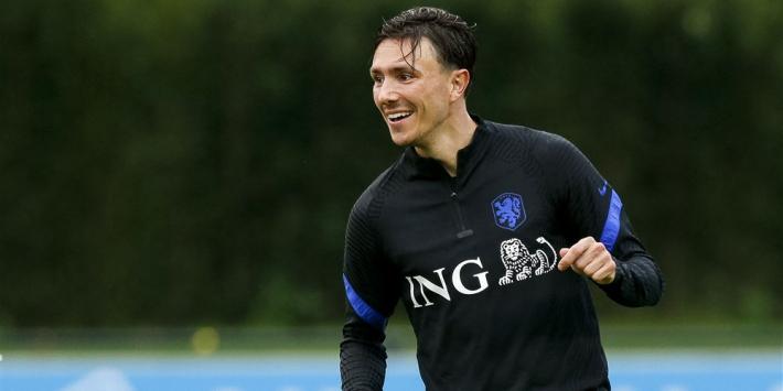 'Berghuis was op Deadline Day dicht bij transfer naar AS Roma'