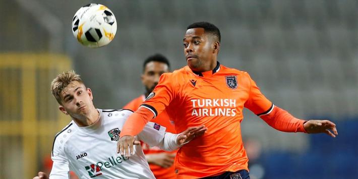 Robinho keert in blessuretijd van loopbaan terug bij Santos