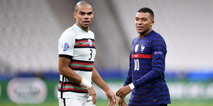 Frankrijk neemt geen revanche op Portugal, goal Zahavi