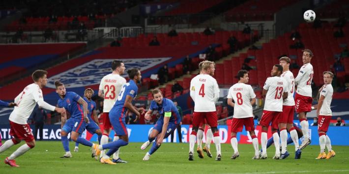 Engeland verliest thuis, België pakt wel drie punten