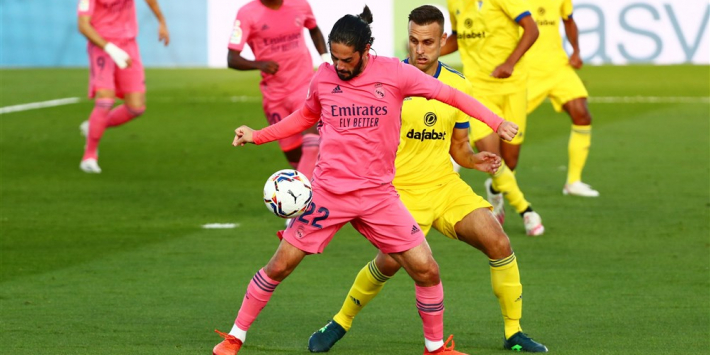 Real Madrid laat zich op eigen terrein verrassen door Cádiz