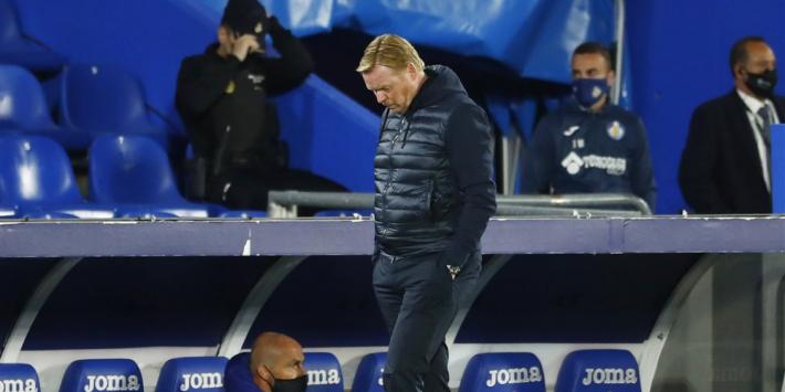 """Koeman woest over VAR: """"Wordt alleen gebruikt tegen Barcelona"""""""