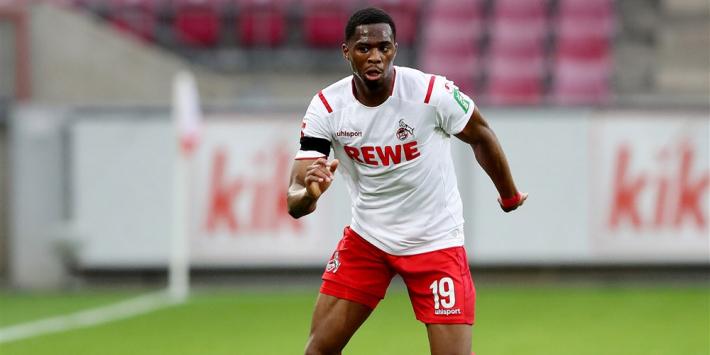 Fraaie assist Ehizibue helpt Köln aan eerste punt tegen Dost en co