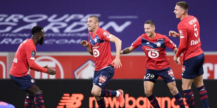 Botman imponeert opnieuw met Lille, Anderlecht geeft zege weg