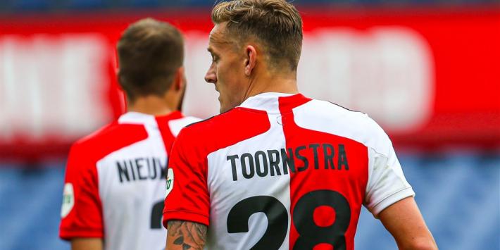 """Toornstra ontsnapte aan rood: """"VAR moest ingrijpen"""""""