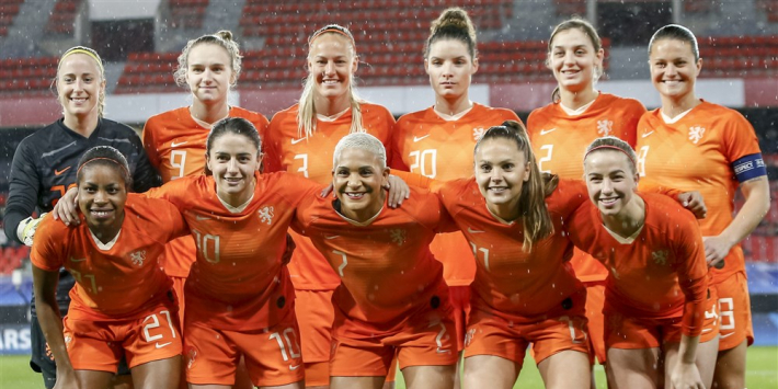 Leeuwinnen oefenen volgende maand tegen België en Duitsland