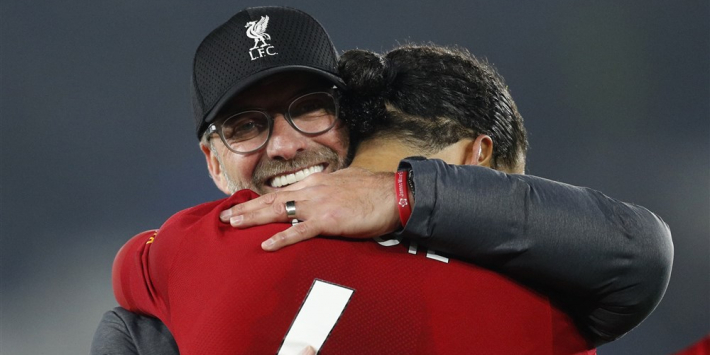 Liverpool draagt voor duel met Ajax speciale shirts voor Van Dijk