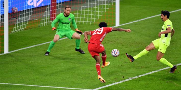 Weergaloos Bayern dient Atlético grote nederlaag toe