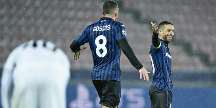 Atalanta geeft Midtjylland koude douche in groep Ajax