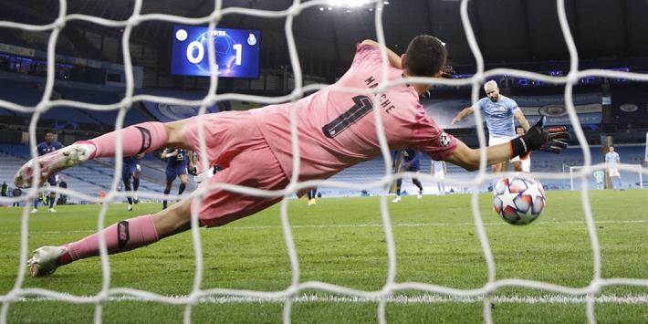 Man City komt achterstand te boven en klopt FC Porto