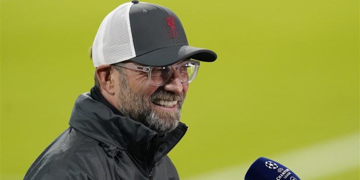 """Klopp verrast: """"Champions League halen is dit seizoen het doel"""""""