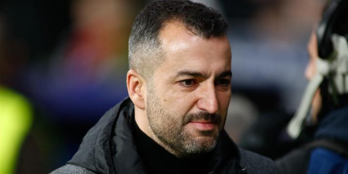 Granada-trainer schuift PSV favorietenrol in de schoenen