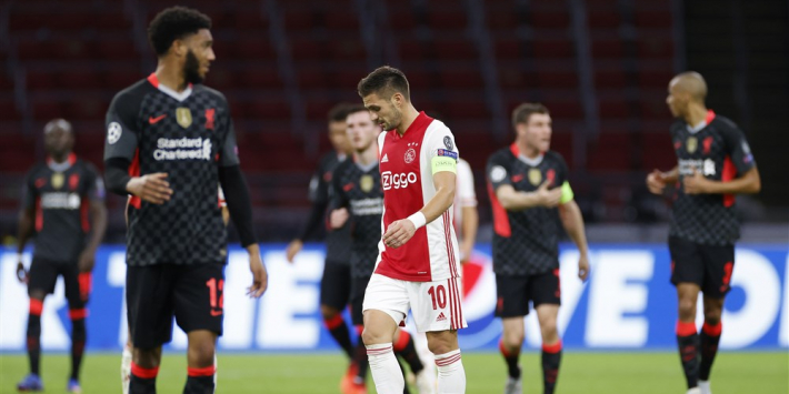 Wat schrijven de Engelse media over Ajax - Liverpool?