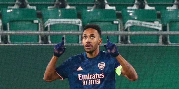 Winnend Arsenal en AS Roma worden net op tijd wakker