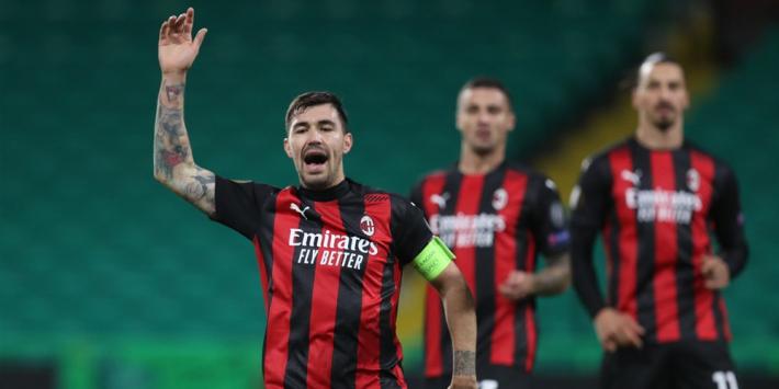 AC Milan blijft onoverwinnelijk, assist en zege Botman met Lille