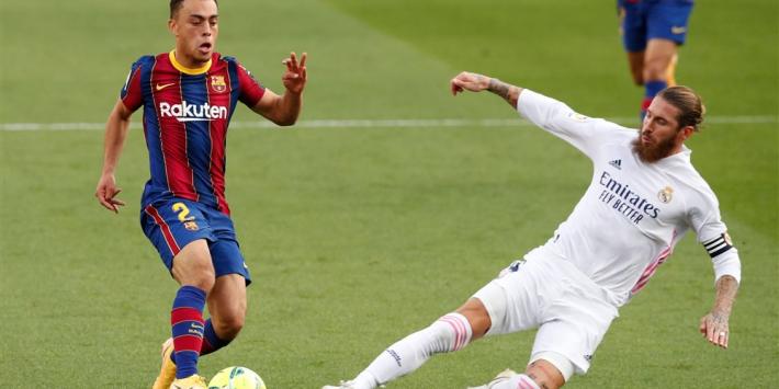 Dest (19) tevreden na eerste maand bij FC Barcelona