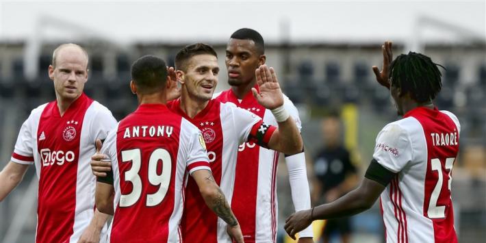 Spoorboekje: Ajax gaat voor Champions League-zege in Bergamo