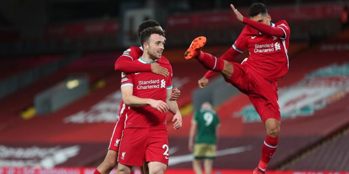 Liverpool niet in de war door VAR en wint van Sheffield