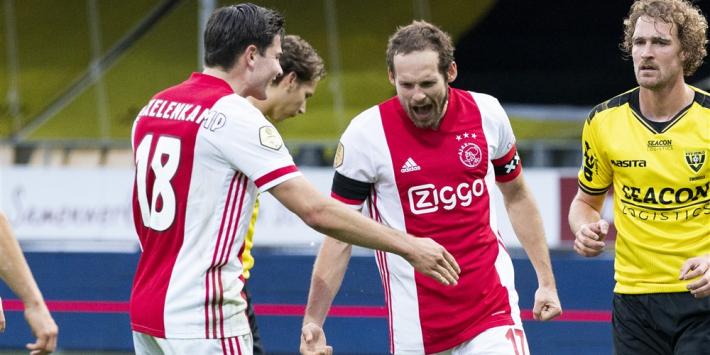 """Blind over Lille en beker: """"Gezonde rivaliteit met Utrecht"""""""