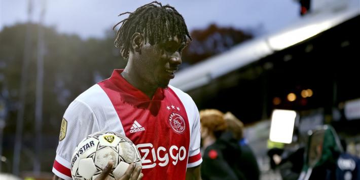 Traoré aast na vijfklapper op meer speelminuten bij Ajax