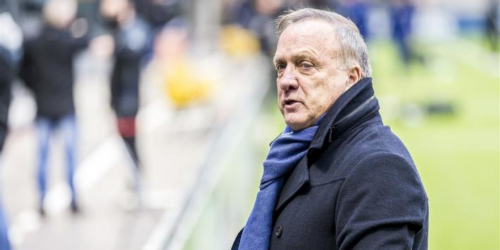 Advocaat met Feyenoord geplaagd door blessureleed