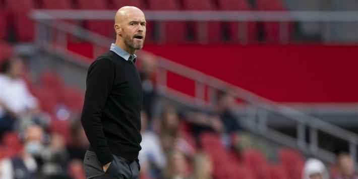 'Ten Hag blijft bij Ajax' 4-3-3, Tadic spits en Braziliaanse vleugels'